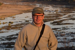 Zonsopgang bij de Olifants-rivier