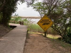 Wandelen in St. Lucia is op eigen risico