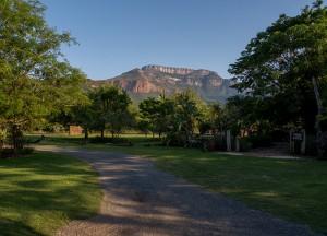 Moholoholo ligt vlakbij Mariepskop, de hoogste piek in de omgeving